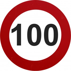 100-speed-limit-round-sign