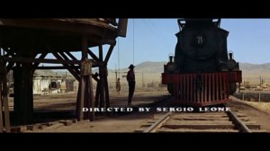 Once Upon a Time in the West (1968) train