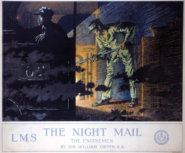 Night Mail (1936) | BAGDContext CSM