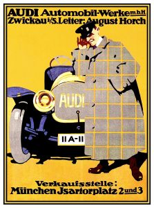 1912--audi-automobile-advertisement-poster--ludwig-hohlwein--color-john-madison